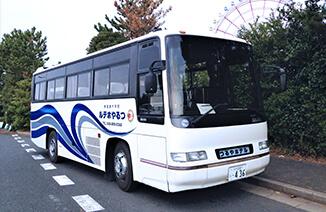 当ホテル専用送迎バス